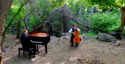 Christina Perri - A Thousand Years (Piano/Cello Cover