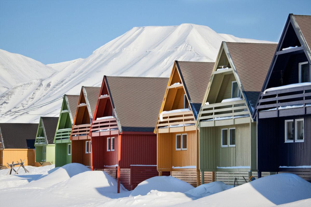 Longyearbyen, Svallbard, Noruega