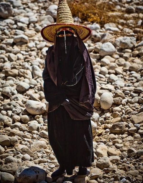 mulheres de Hadramaut