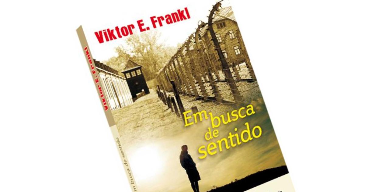 livro em busca do sentido viktor frankl