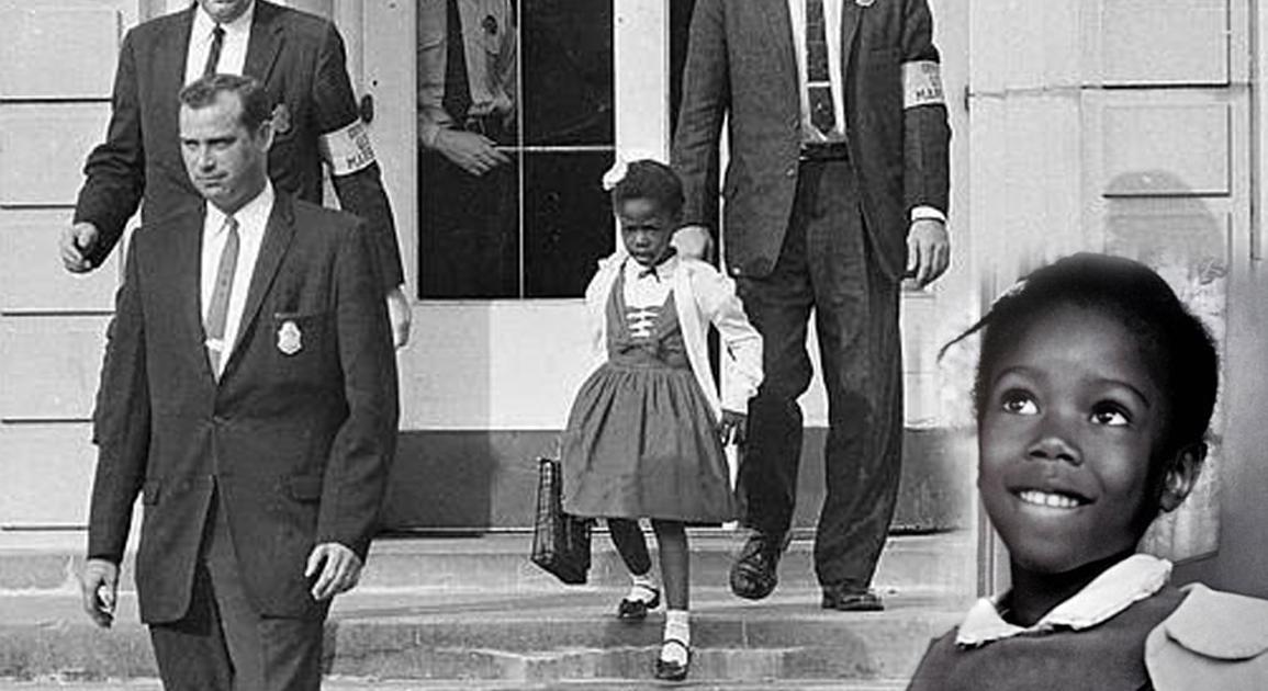 Ruby Bridges A Hist 243 Ria De Uma Menina Que Enfrentou O