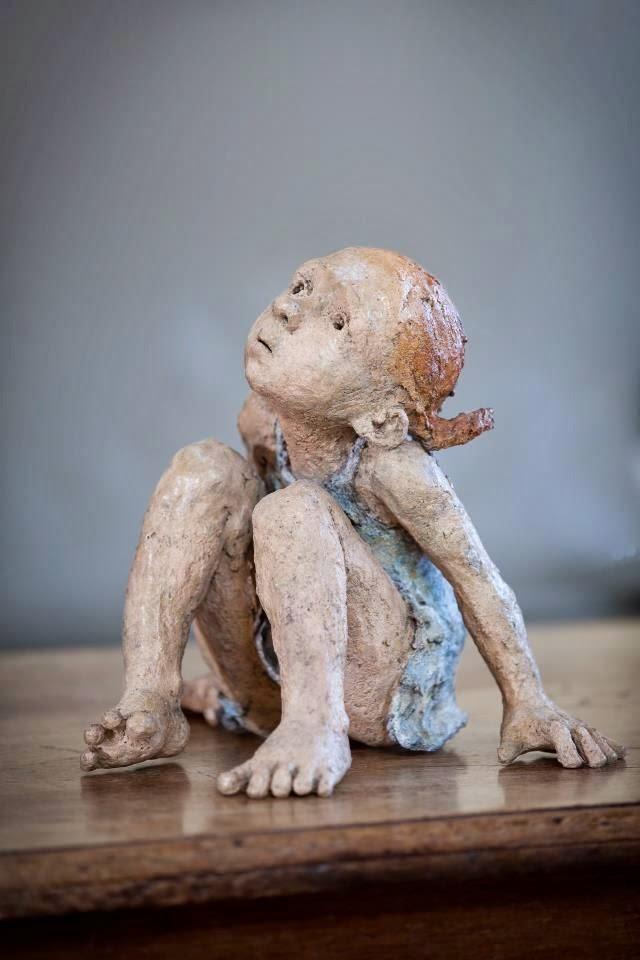 A Explos 227 O De Vida E Ternura Nas Esculturas De Jurga Martin