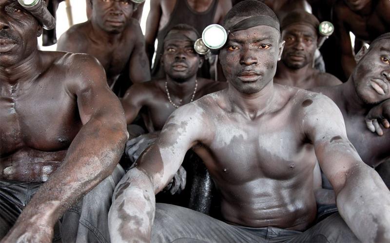 capa escravidão