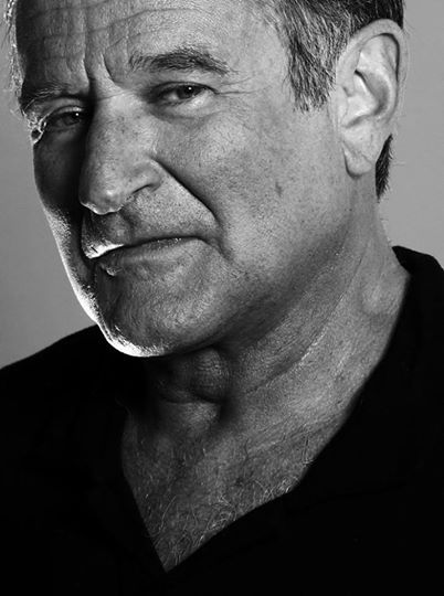 Robin Williams ,by Matt Sayles. O ator cometeu suicídio no último dia 11 de agosto de 2014.