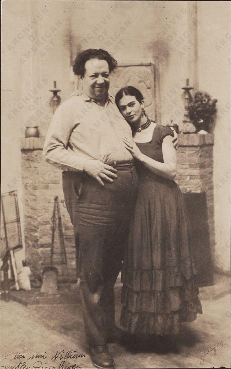 Frida and Diego