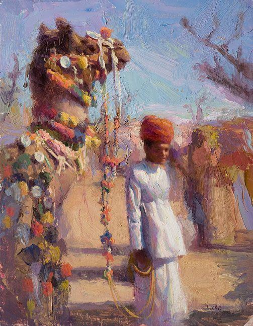 2007 Susan -Dancing Camel Contest- Naguar India