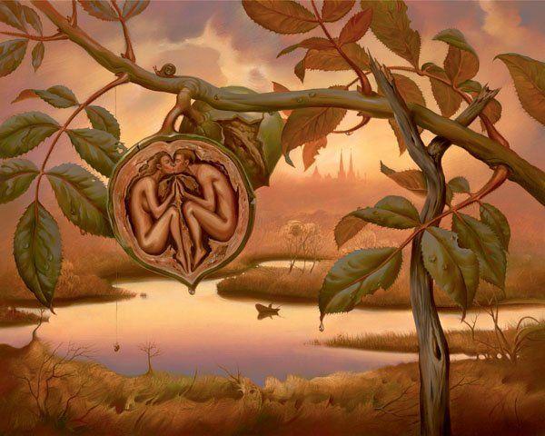 Walnut Of Eden