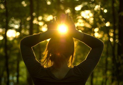 Cópia de sol brilhando