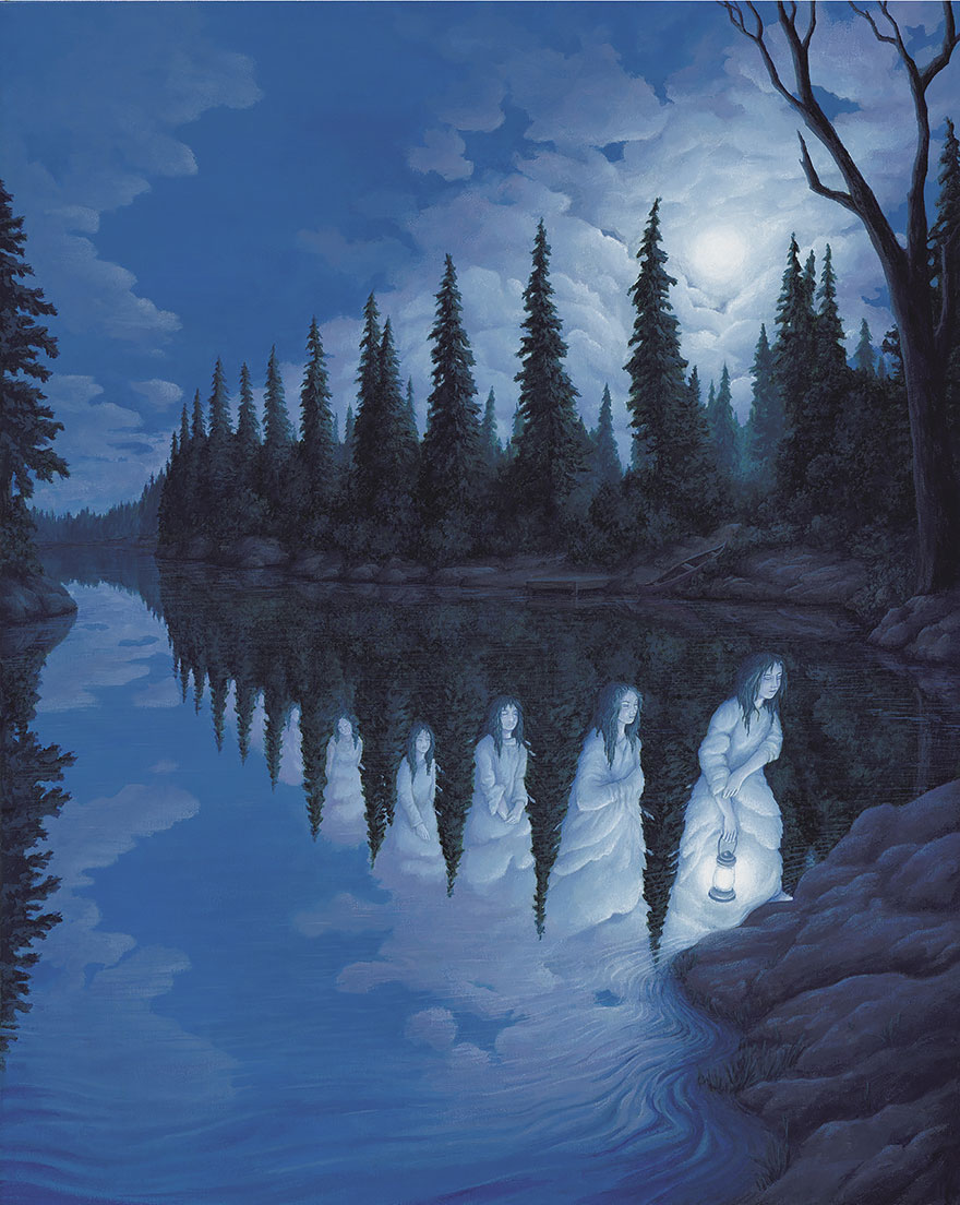 magic-realism-paintings-rob-gonsalves-25__880