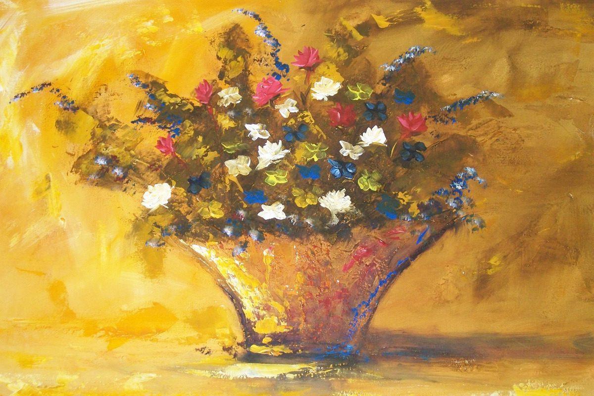 A vida é como um vaso, cujo vazio deve ser preenchido com flores