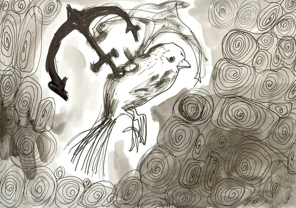 asas de âncora
