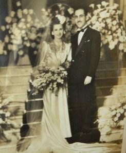 Casamento de Dona Rosa e Rachid