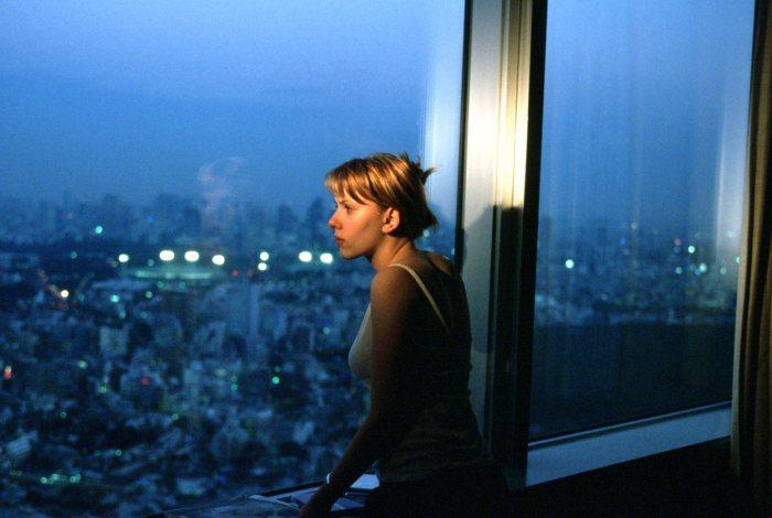 LOST IN TRANSLATION de SofiaCoppola avec Scarlett Johansson, 2003