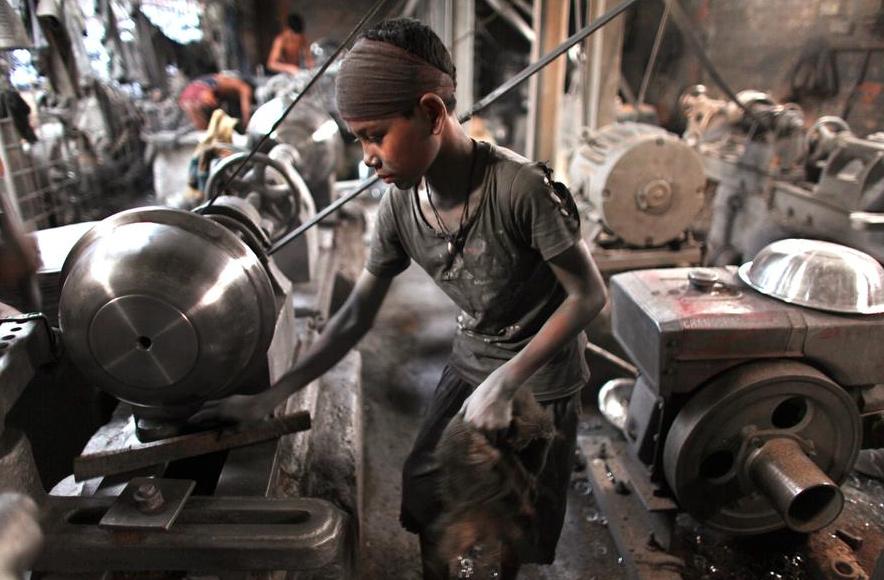 Resultado de imagem para trabalho escravo infantil