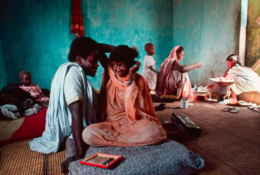 Nouakchott, Mauritania, 1986, MAURITANIA-10013