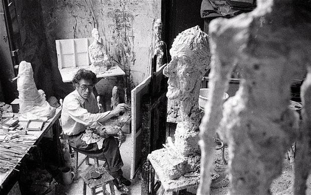 Alberto Giacometti 1