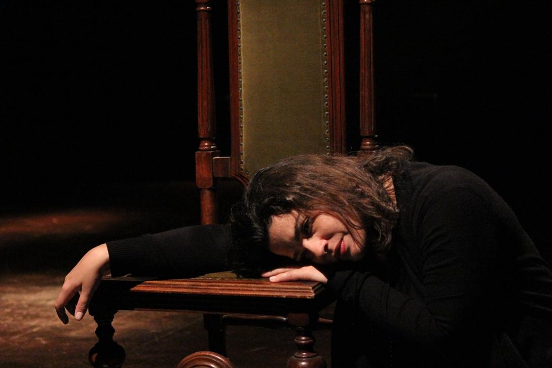 Lorenna Mesquita como Florbela - Foto Aline Serra - 1