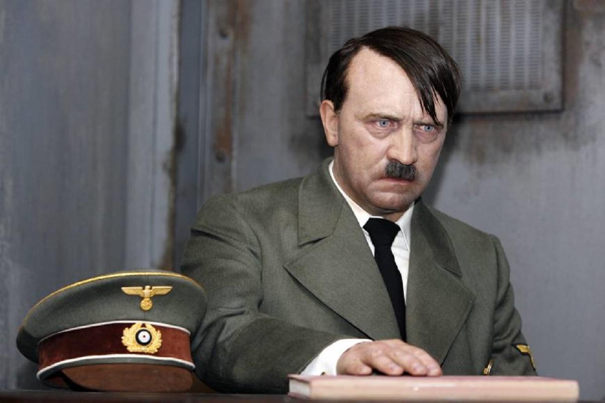 Conhe 231 A A Poesia De Adolf Hitler