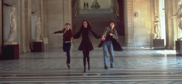 "Cena do filme ""Os Sonhadores"""