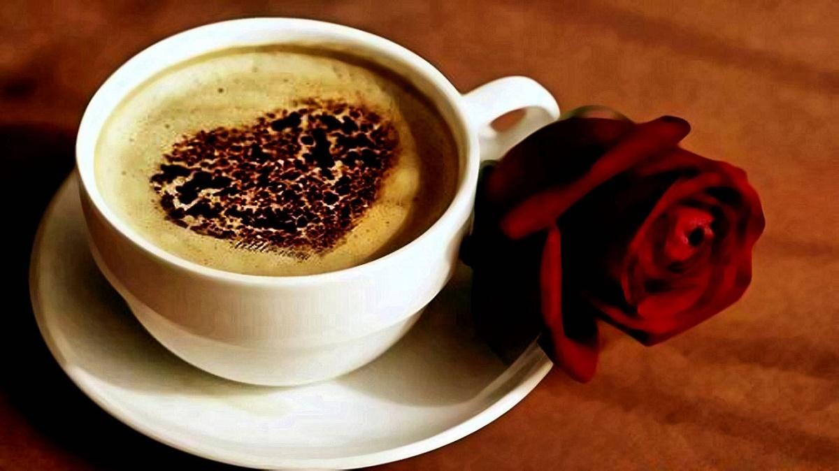 Resultado de imagem para cafe com amor