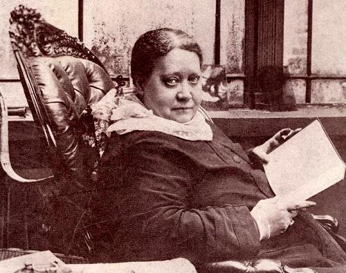Helena P Blavatsky 1