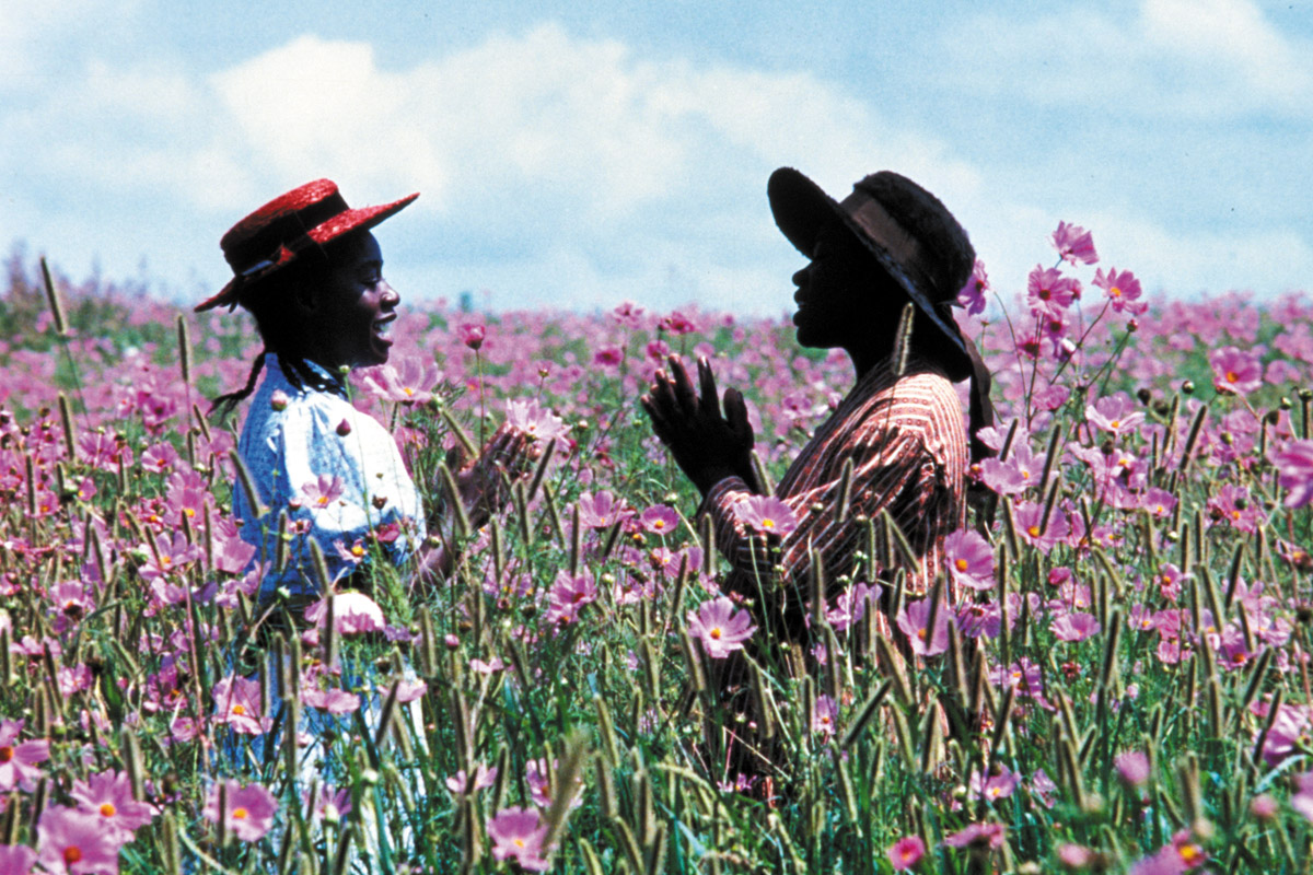 La couleur pourpre (The Color Purple), un film de Steven Spielberg (Etats-Unis, 1995)