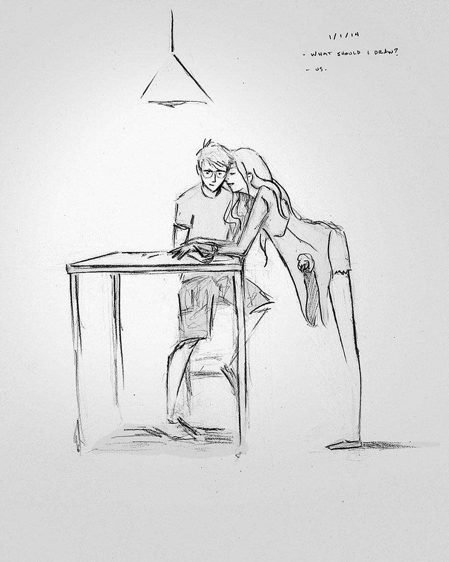 ilustrações casamento_13