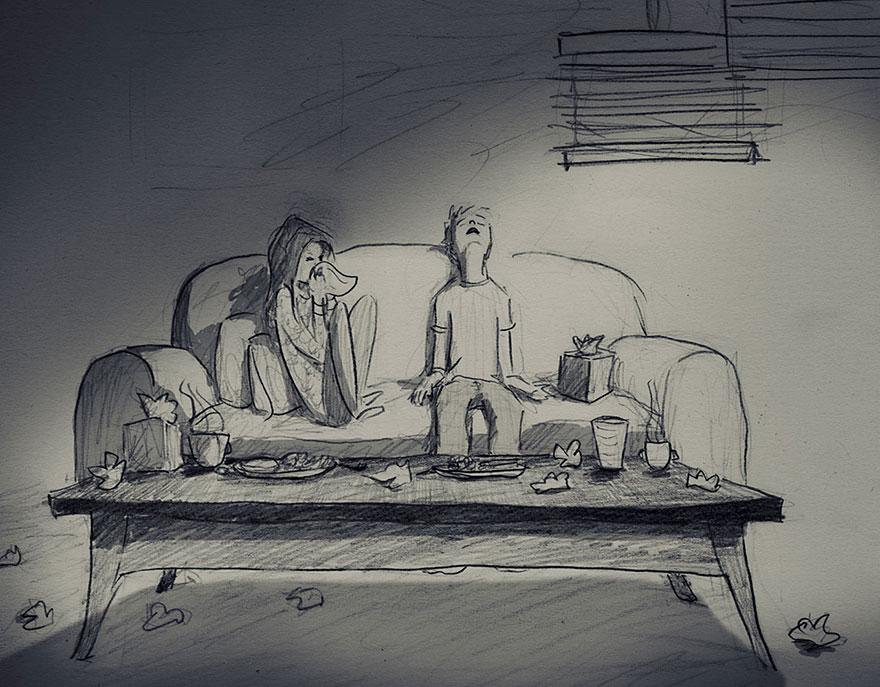 ilustrações casamento_14
