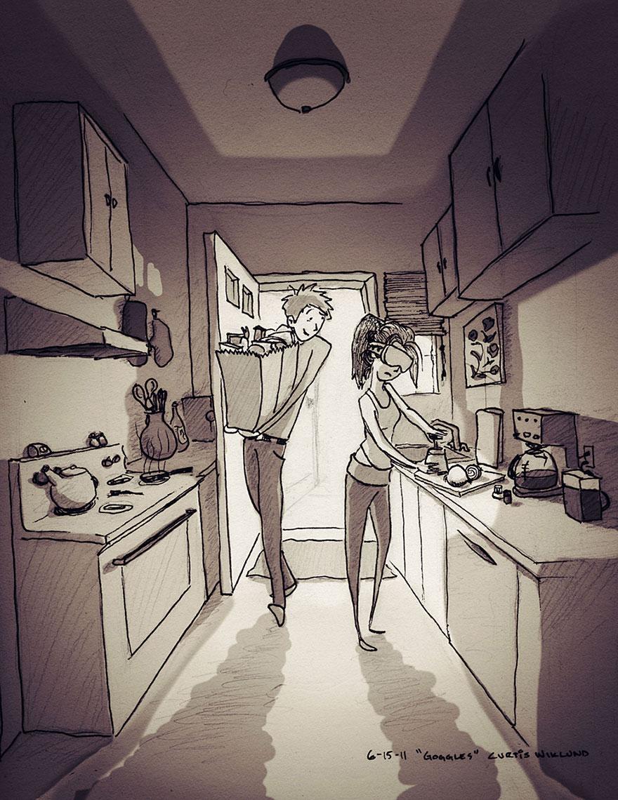 ilustrações casamento_9
