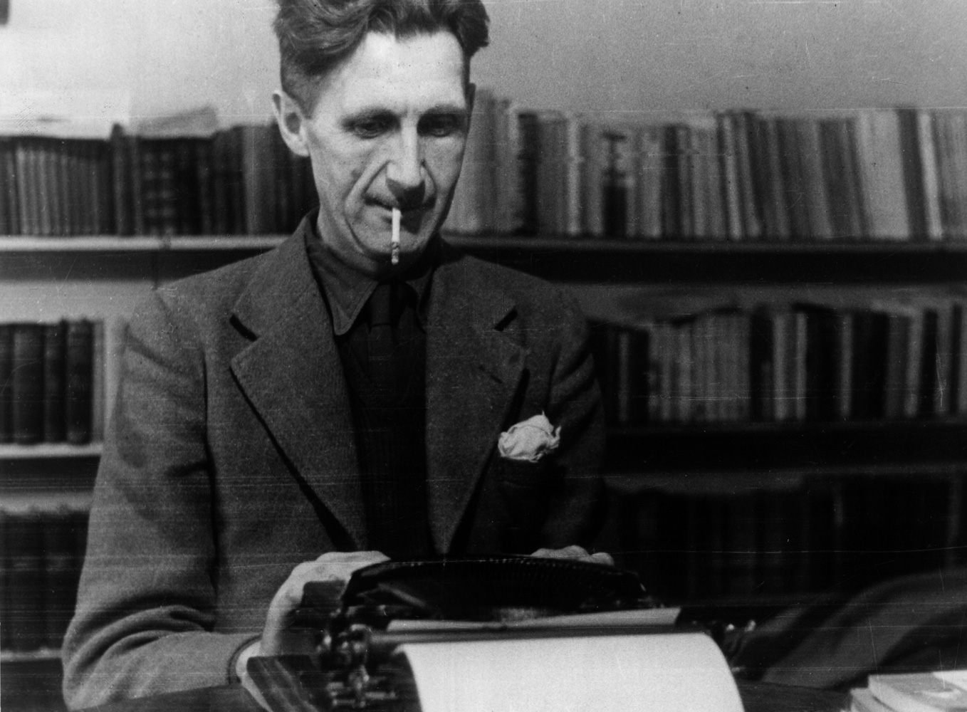 george orwell why i write_2