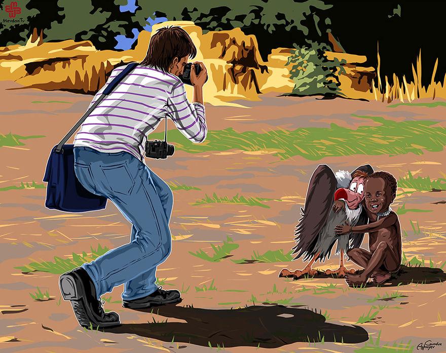 ilustrações crianças gunduz aghayev_2b