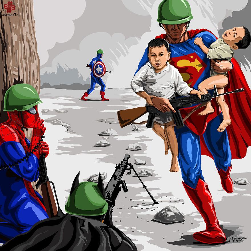 ilustrações crianças gunduz aghayev_3b