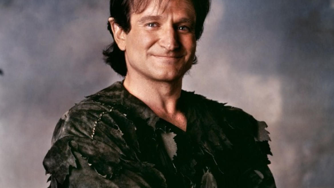 robin williams_hook a volta do capitão gancho