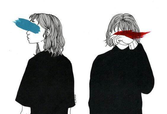 mulheres-com-tinta-no-rosto