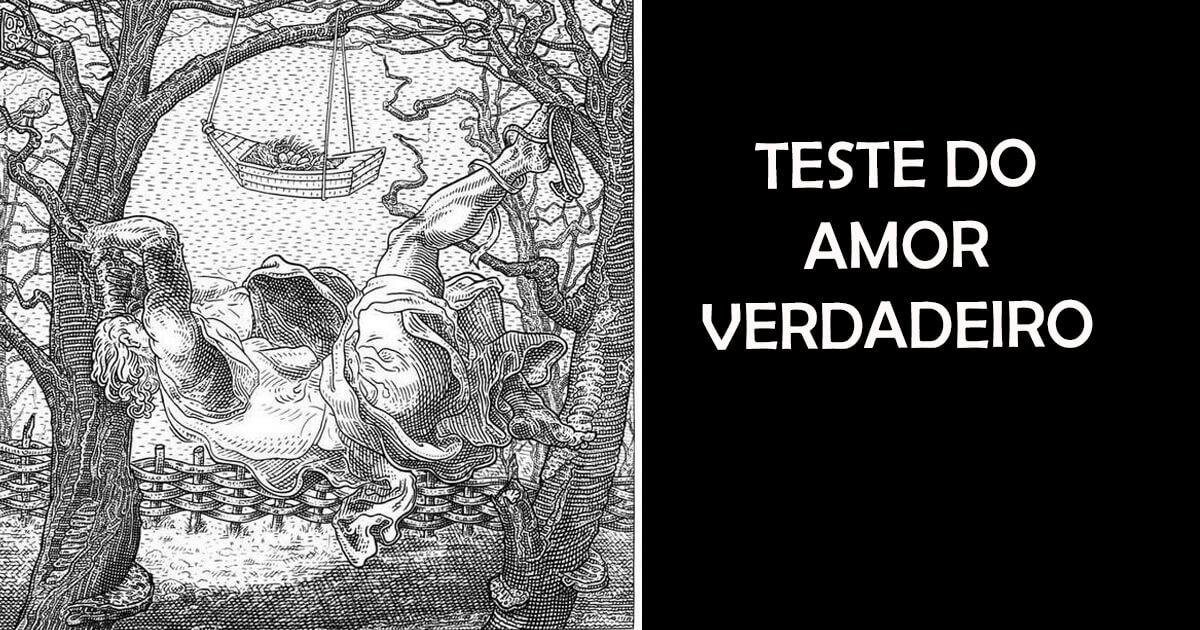 Resultado de imagem para Teste do amor verdadeiro: o que mais chama sua atenção na imagem?