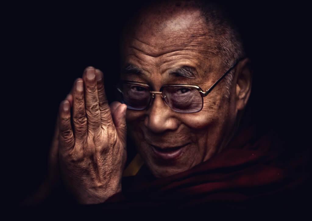 20 frases de Dalai Lama que são verdadeiras mensagens de paz
