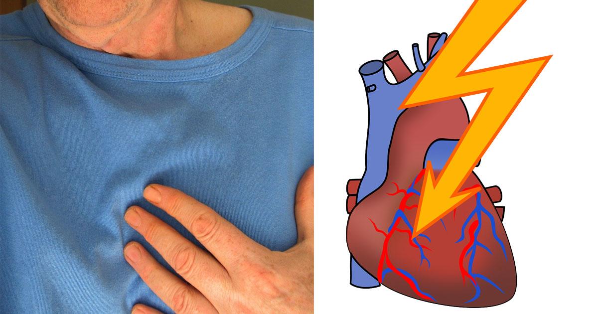 Toda vez que você tem um pico de estresse você libera substância que destrói o coração