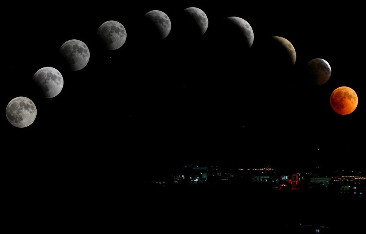 A sexta-feira 13 será de lua cheia