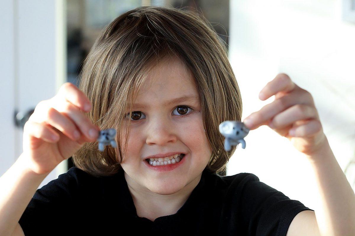 Vendendo coalas de argila, garotinho arrecada 200 mil para ajudar a Austrália
